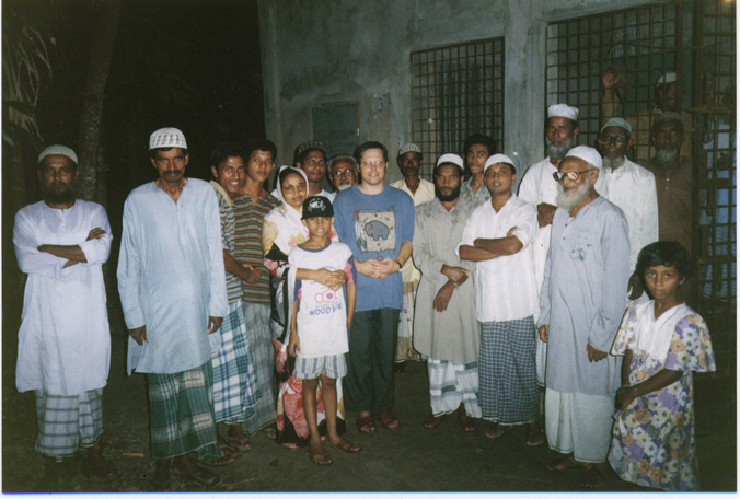 Mosque in Bangladesh (Field Work)