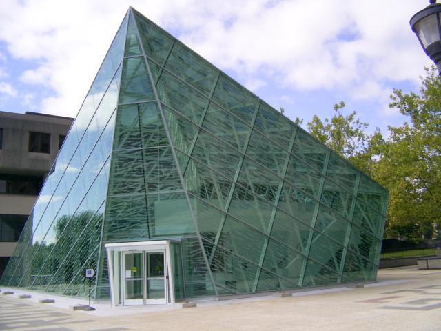 Atrium, SUNY New Paltz
