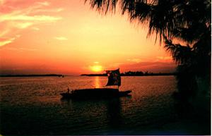 Sun Set in Bangladesh